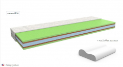 matrace LENA - kokosové vlákno