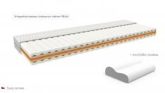 Ortopedický matrac RELAX - kokosové vlákno