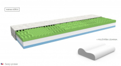 sendvičový matrac ADÉLA + kvalitný poťah
