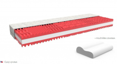 sendvičový matrac STANDARD + kvalitný poťah