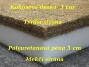 Kokosová matrace oboustranná