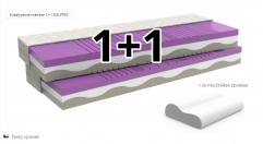Eukalyptové matrace 1+1 KALYPSÓ